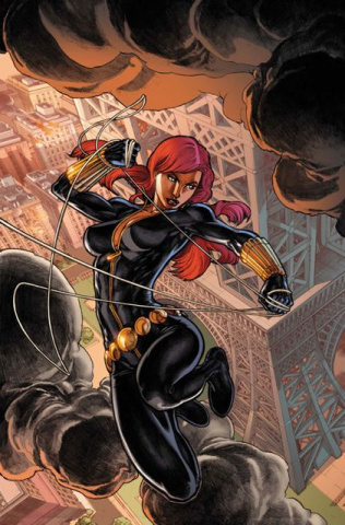 Fear Itself: Black Widow #1