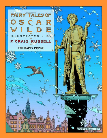 The Fairy Tales of Oscar Wilde Vol. 5: The Happy Prince