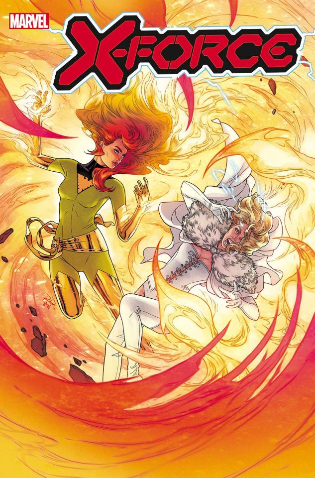 X-Force #5 (Dauterman Dark Phoenix 40th Anniversary Cover)