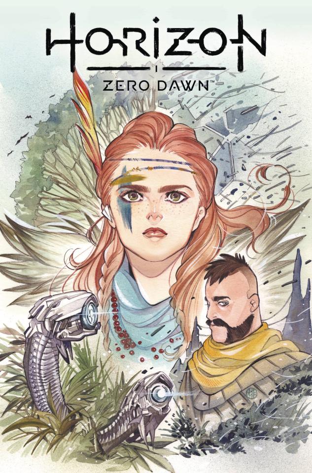 Horizon: Zero Dawn - Liberation #1 (Momoko Cover)