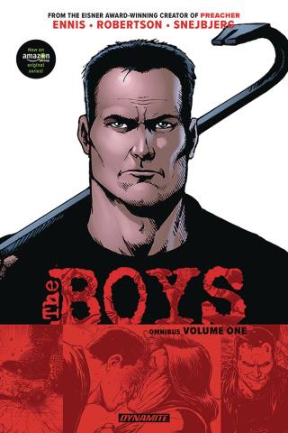 The Boys Vol. 1 (Omnibus)