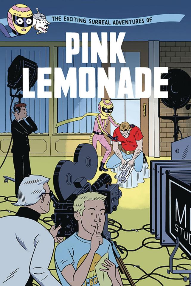 Pink Lemonade #2 (Rich Tommaso Cover)