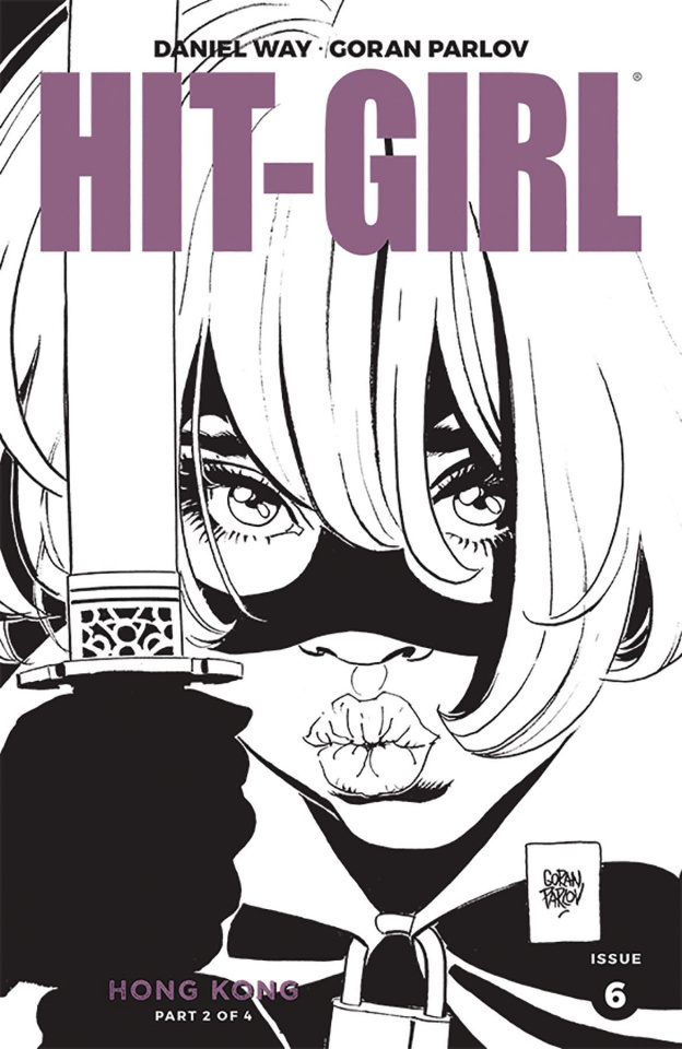 Hit-Girl, Season Two #6 (Yildirim Cover)