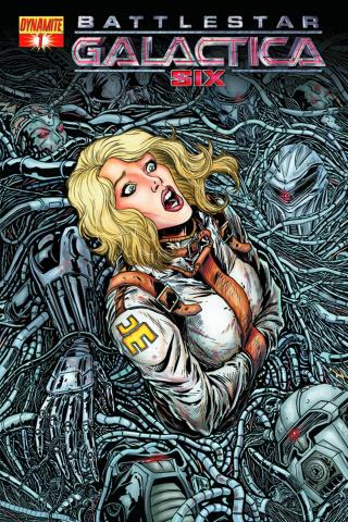 Battlestar Galactica: Six #1 (Bolson Cover)