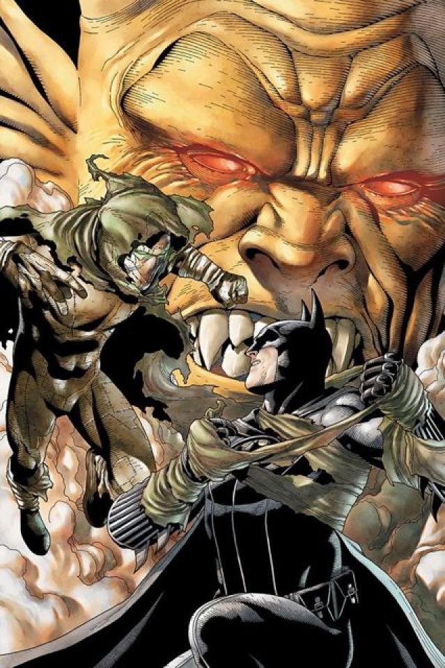 Batman: The Dark Knight #3