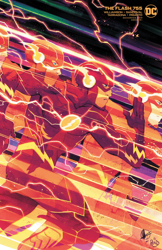 The Flash #755 (Matteo Scalera Cover)