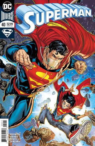 Superman #40 (Variant Cover)