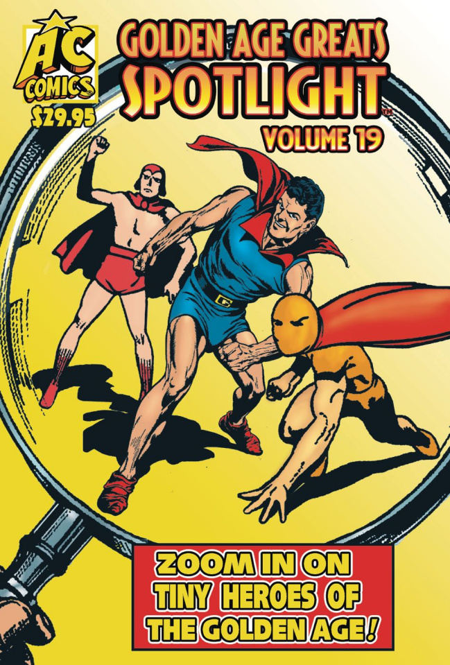 Golden Age Greats Spotlight Vol. 19