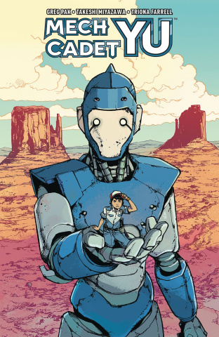 Mech Cadet Yu Vol. 1: Discover Now PX