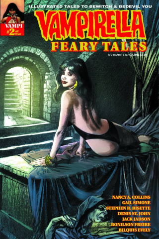 Vampirella: Feary Tales #2 (Subscription Cover)