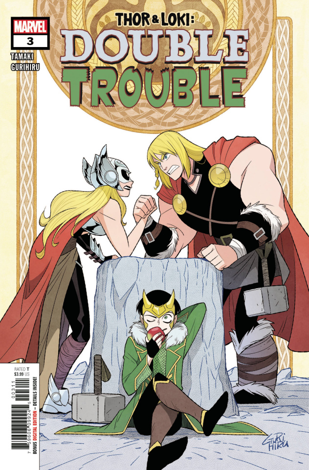 Thor & Loki: Double Trouble #3