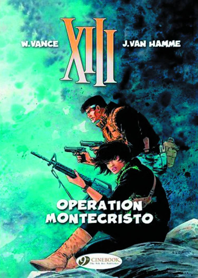 XIII Vol. 15: Operation Montecristo