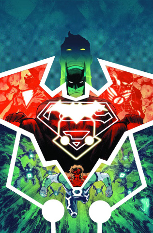Justice League: The Darkseid War - Power of the Gods