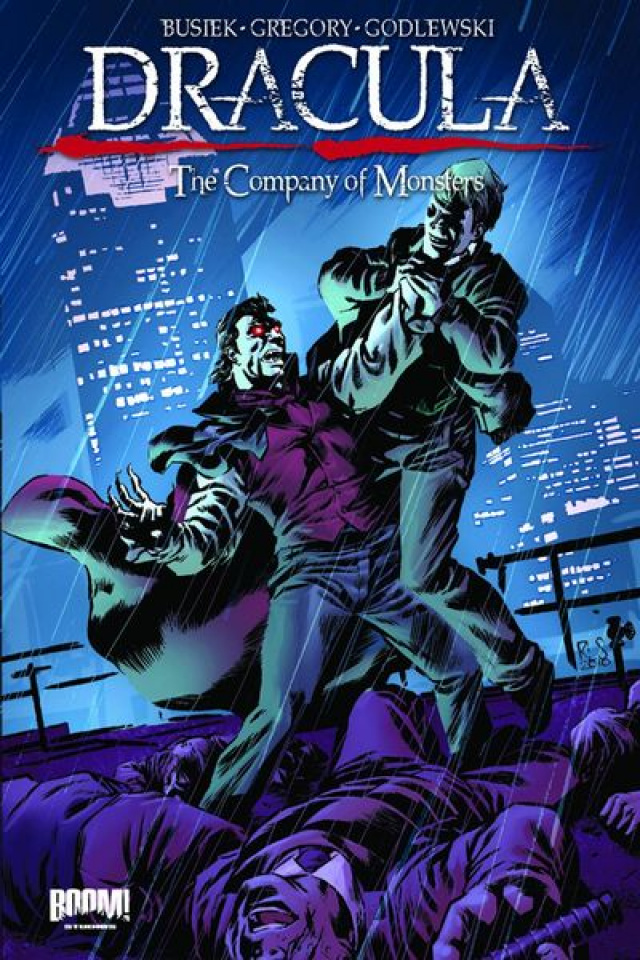 Dracula: The Company of Monsters Vol. 2