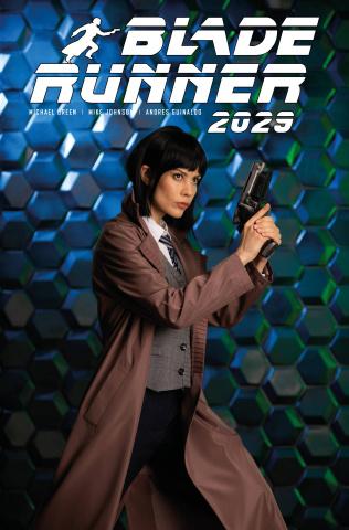 Blade Runner 2029 #3 (Cosplay Cover)