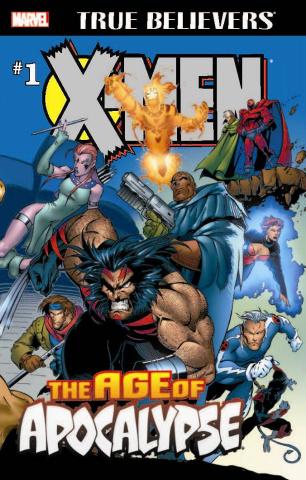Age of Apocalypse #1 (True Believers)