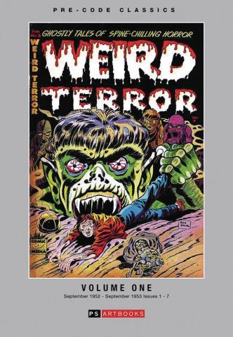Weird Terror Vol. 1