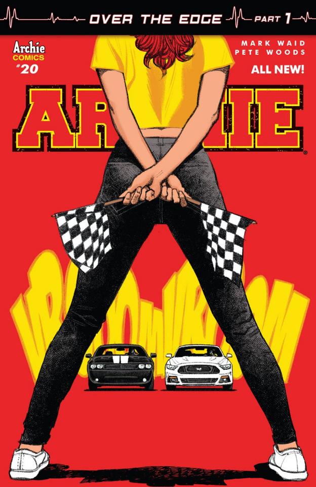 Archie #20 (Rebekah Isaacs Cover)