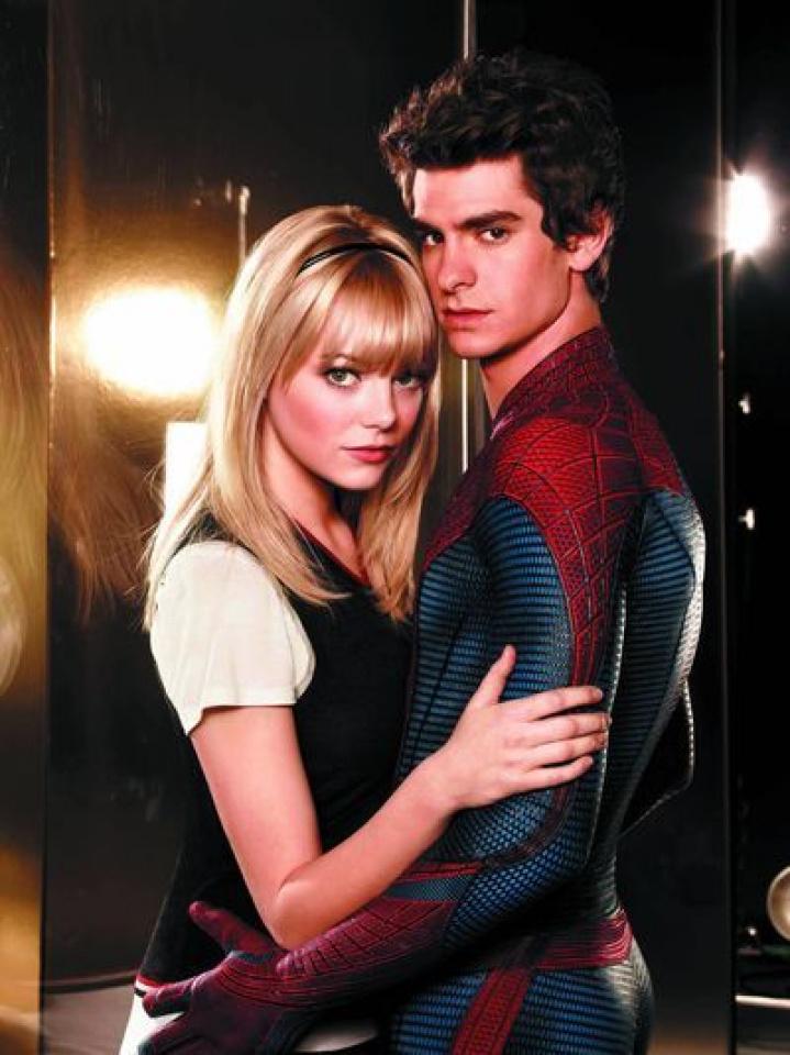 Amazing Spider-Man: The Movie Prelude #2