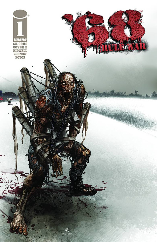 '68: Rule of War #1 (Crain Cover)