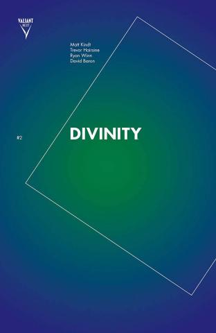 Divinity #2 (Muller Cover)