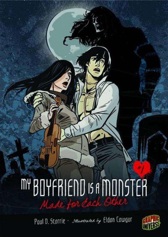 My Boyfriend is a Monster Vol. 2
