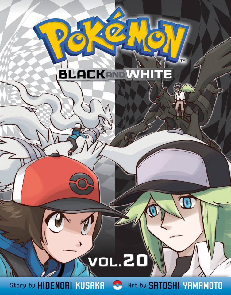 Pokémon: Black & White Vol. 20