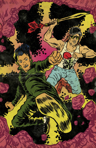 Big Trouble in Little China #6 (25 Copy McDaid Cover)