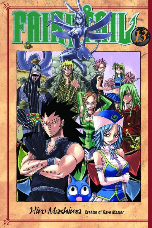 Fairy Tail Vol. 13