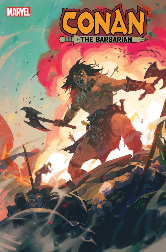 Conan the Barbarian #13 (Infante Cover)