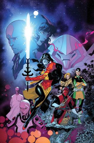 Powers of X #1