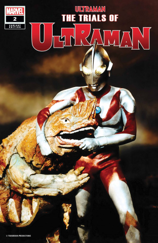 The Trials of Ultraman #2 (TV Photo Cover)