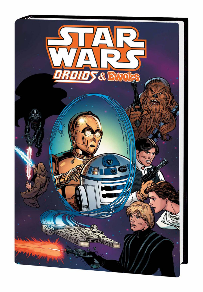 Star Wars: Droids & Ewoks (Droids Cover)