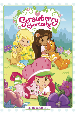 Strawberry Shortcake Vol. 3