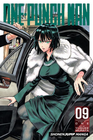 One-Punch Man Vol. 9