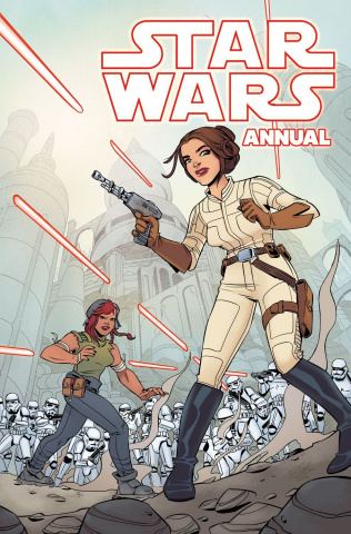 Star Wars Annual #2 (Charretier Cover)