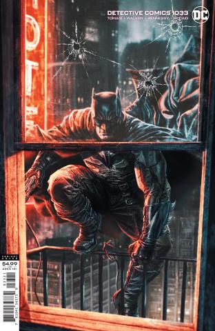 Detective Comics #1033 (Lee Bermejo Card Stock Cover)
