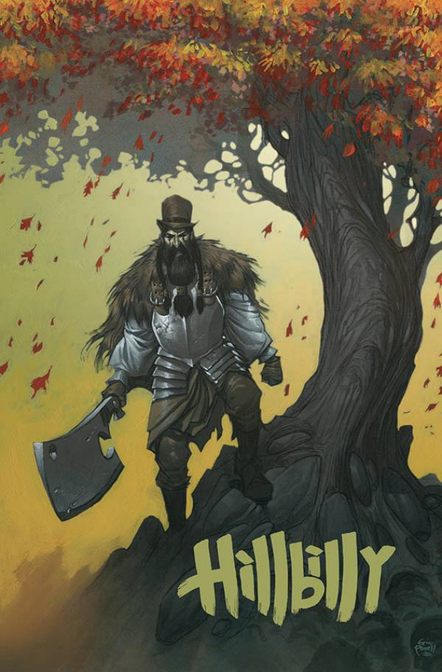 Hillbilly: The Treacherous Treason of Twelve-Toe Maggie #2 (Cover B)