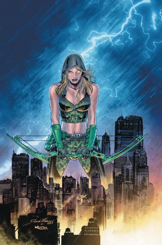Robyn Hood: The Curse #1 (Vitorino Cover)