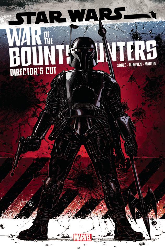 Star Wars: War of the Bounty Hunters Alpha #1 (Director's Cut)