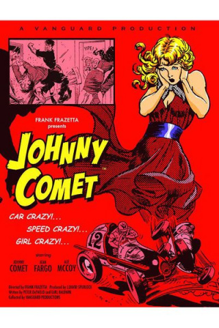Vanguard Frazetta Classics Vol. 1: Johnny Comet