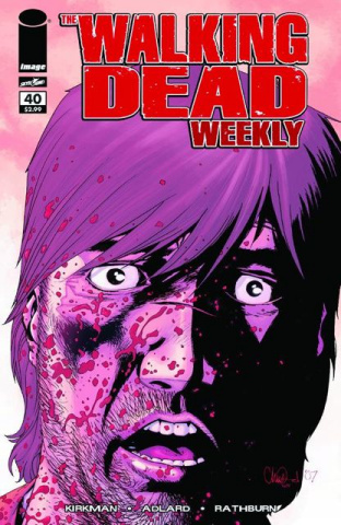 The Walking Dead Weekly #40