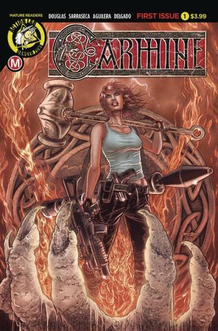 Carmine #1 (Ryp Cover)