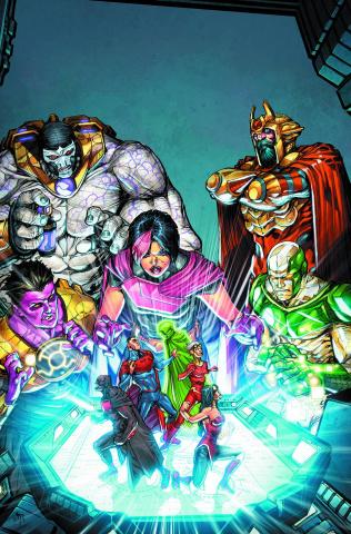 Justice League 3000 #11