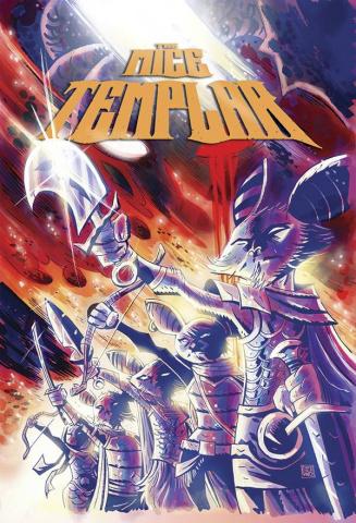 The Mice Templar: Night's End #4 (Santos & Free Cover)