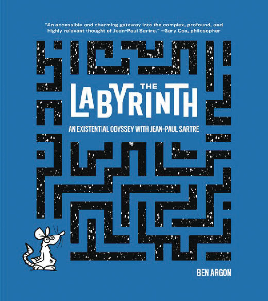 The Labyrinth: An Existential Odyssey With Jean-Paul Sartre