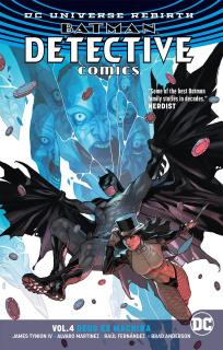 Detective Comics Vol. 4: Deus Ex Machina