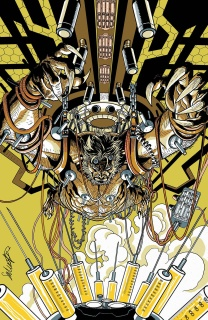 Death of Wolverine: The Weapon X Program #3