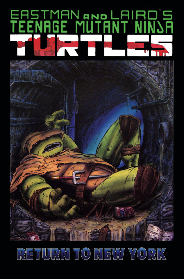 Teenage Mutant Ninja Turtles: Color Classics Vol. 3