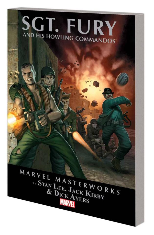 Sgt. Fury Vol. 1 (Marvel Masterworks)